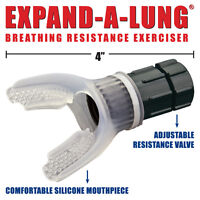 EXPAND-A-LUNG® -THE #1 BREATHING FITNESS EXERCISER FOR SUPERIOR ENDURANCE