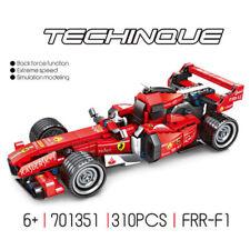 310pcs FRR-F1 Formula Ferraro Sports Car Racers Technic Legoing Build Bricks Toy
