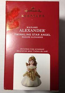 Hallmark Keepsake Twinkling Star Angel  by Artist Madame Alexander 2020