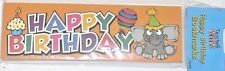 HAPPY BIRTHDAY PARTY BOOKMARKS TEACHER STUDENT CLASSROOM GIFTS @@ MY OTHER ITEMS