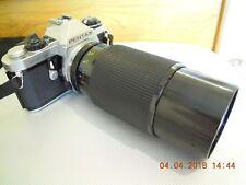 Pentax ME super avec de Nombreux Extras et alumunium Case