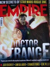 November Empire Magazine Film & TV Magazines