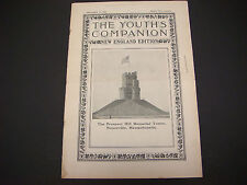 The Youth's Companion, November 19,1903 Prospect Hill Tower Sommerville Mass.