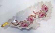 Mitterteich Bavaria Germany 0886057 Dish Leaf Shaped Tray-Porcelain Bowl