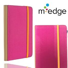 M-edge Trip Chaqueta caso Folio Para Kindle 4 Kindle Kobo Rosa/Naranja Touch Touch