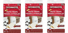 6 Catchmaster Pantry Pest Indian Meal Moth Control Trap ( 3 Packs of 2 traps )