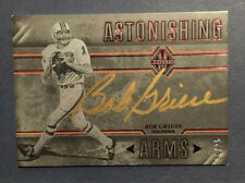 2017 Panini Majestic Astonishing Arms Autograph Red Bob Griese Auto /25 Dolphins