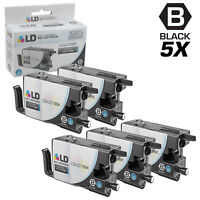 LD © for Brother LC79 5pk Black Extra HY Ink MFC J5910DW J6510 J6710 J6910