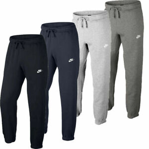Nike Mens Joggers Fleece Pants Tracksuit Sweatpants Trousers winter sale sign