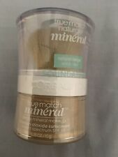 1 LOREAL TRUE MATCH GENTLE MINERAL MAKEUP NATURAL BEIGE W4-5/464 SPF19 sealed