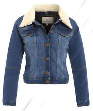 Abrigos y chaquetas de mujer vaquero color principal azul Talla 42