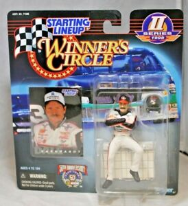 """1998 Winner's Circle Starting Lineup Series 2 5"""" Collector Figure Dale Earnhardt"""