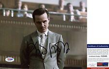 Andrew Scott Signed 8x10 Sherlock Moriarty PSA/DNA