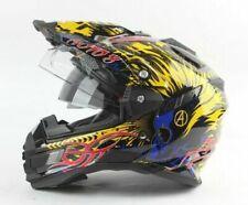 THH Helmets TX-10 Youth Helmet Yellow//Gray, Small