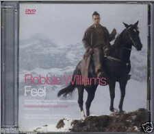 ROBBIE WILLIAMS - FEEL 2002 EU DVD SINGLE CHRYSALIS - DVDCHS 5150 DARYL HANNAH