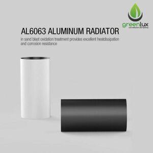 10W/18W/25W Surface Mounted LED Cylinder Downlight (3000K-4000K) - Black / White