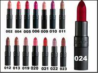 Gosh Velvet Touch Lipstick Matt Effect Full Color Long Lasting Shades