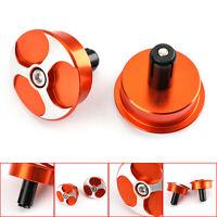 Orange Rahmenloch Abdeckung-Stecker für KTM 1050 1090 1190 1290 ADV 2013-18 AH