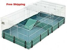 Large Pet Cage Ferret Rabbit Guinea Pig Chinchilla Small Cat Dog Chicken rabbit