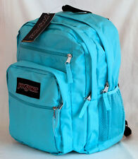 New JanSport Big Student Backpack -- Blue Topaz