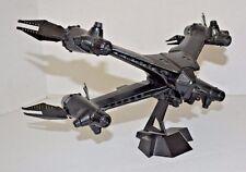 BABYLON 5 - Black Stealth Starfury Star Fighter model kit COMPLETE & PAINTED