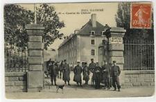 AK Toul, Caserne du Chatelet, 1912