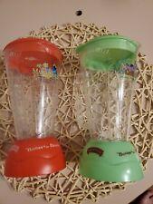 New listing Margaritaville Jamaca Booze In The Blender Plastic Margarita Mugs