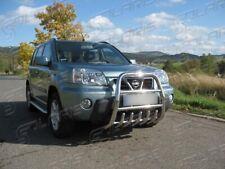 Nissan X-Trail 2001-2006 | FRONT HIGH BULLBAR , BULL BAR , A-BAR , STAINLESS STE