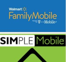Family / Simple Mobile - iPhone 5 - 11 Pro Max 2360 Policy Unlock Service (Read)