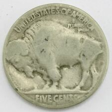 US Indian head Buffalo Nickel five-cent piece 1929 S