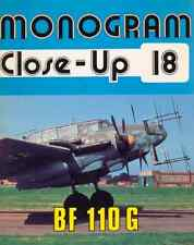 AERONAUTICA AIRCRAFT Monogram Close Up 18 Messerschmitt Bf110G - DVD