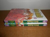 Stolen Hearts vol. 1-2 by Miku Sakamoto Manga Graphic Novel Book Lot English CMX