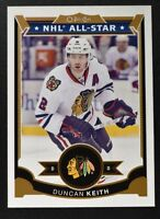 2015-16 O-Pee-Chee #162 Duncan Keith AS - NM-MT