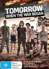 Tomorrow When The War Began Series : Season 1 : NEW DVD