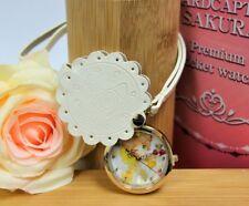 Break Prize Cardcaptor Sakura Premium Pocket Watch Sakura & Kero-Chan Seal Key