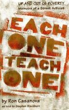 Each One Teach One: Up and Out of Poverty, Memoirs of a Street-ExLibrary