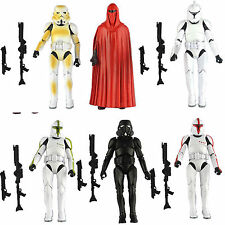 LOT 6 PCS Star Wars CloneTrooper Stormtrooper Loose Action Figure Toys 6 inch