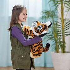 NEW* FurReal Friends Roarin' Tiger Tyler Interactive Plush Toy Pet Soft Fur Real