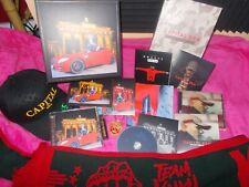 Capital Bra - Berlin Lebt & Makarov Komplex / limitierte Box Set CD Sammlung