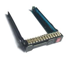 """2.5"""" HP Proliant G8 Gen8 651687-001 SFF SAS SATA HDD Tray Caddy 653955 DL380p G8"""