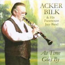 ACKER BILK/ACKER BILK & HIS PARAMOUNT JAZZ BAND - AS TIME GOES BY NEW CD
