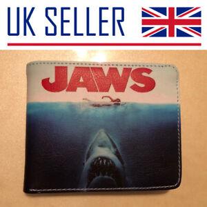 Jaws Wallet - Gift, Amity, Shark, Movie, Cult, ID, Money, Purse