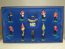 BRITAINS 5194 BRITISH STAFFORDSHIRE REGIMENT LIMITED EDITION TOY SOLDIER SET