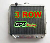 3row aluminum radiator for Mitsubishi Pajero NH NJ NL NK 3.5L V6 Petrol 94-00