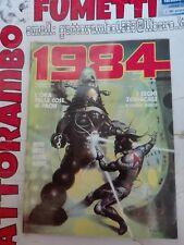 1984 N.40 con i migliori disegnatori del fantastico mondo di domani-qs.Edicola