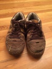 Mens Size 12 Globe Skate shoes-VERY USED-Dirty-BUT STURDY