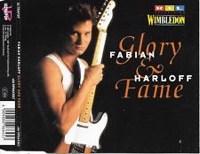FABIAN HARLOFF - Glory & Fame CDM 3TR Germany Pop Rock 1995 (UltraPop)