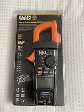 Klein Tools Cl800 Acdc True Rms Auto Ranging Digital Clamp Meter