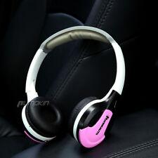 IR Infrared Stereo Wireless Headphone Kids Headset for Car DVD Player Headrest