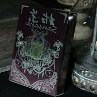 Samsara Playing Cards Dark Purple Limited Edition Deck